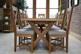 12 Seater Dining Table Dimensions Gorgeous 12 Seater Dining Table Dimensions Cross Leg Dining Tables