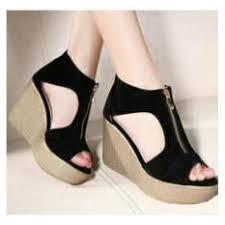 Jual Wedges sandal sepatu wedges terlengkap lazada co id