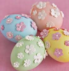 blown easter eggs 100 diy easter egg decorations prudent pincher