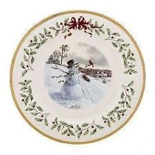 christmas plate lenox christmas plates ebay
