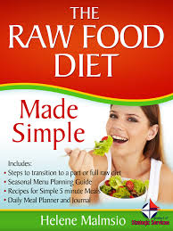 how to start raw food diet plan