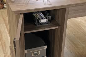 beachcrest home bowerbank l shaped executive desk u0026 reviews wayfair