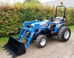 tallut machinery buy new compact tractors solis 26 4wd with loader