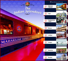 maharaja express the indian splendor journey maharaja u0027s express luxury train trip