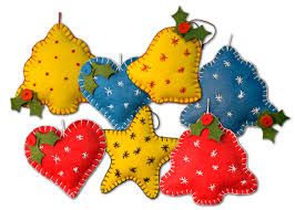 felt ornaments lumenaris products felt ornaments fashioned christmas