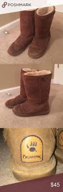 bearpaw womens boots size 9 style winter boots nwt bearpaw boots suede leather