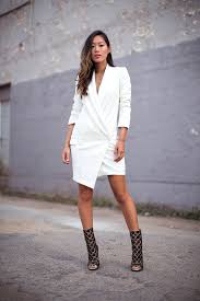 blazer dress song of style