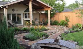 Rear Patio Designs Back Patios Ideas Home Design Ideas And Pictures