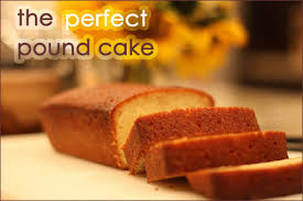 how to bake the perfect pound cake entertaining life