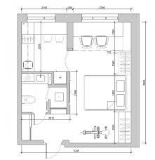 4 super tiny apartments under 30 square meters includes floor