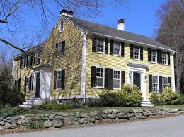 houses massachusetts first period and other colonial era houses of ipswich