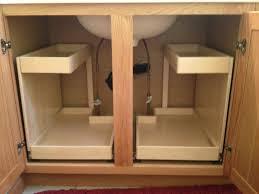 Under The Kitchen Sink Storage Ideas Under The Kitchen Sink Storage Solutions Victoriaentrelassombras Com