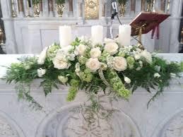 wedding flowers for church best 25 altar flowers ideas on delphinium wedding