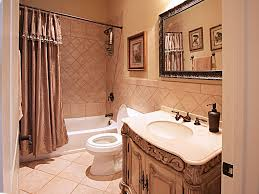 traditional full bathroom with built in bookshelf u0026 limestone tile