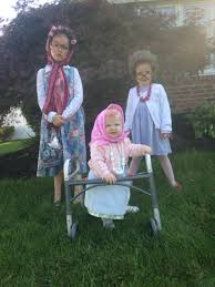 old ladies kid halloween costumes diy kid ideas pinterest