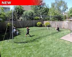 Backyard Batting Cages Reviews Jugs Sports Batting Cages And Batting Cage Nets
