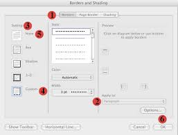 deleting dotted lines in word writing your way