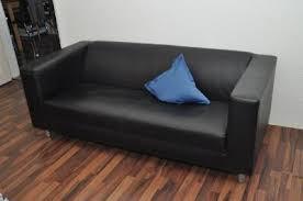 kunstleder sofa schwarz 2x ein sofa 2 sitzer schwarz kunstleder preis oranienburg