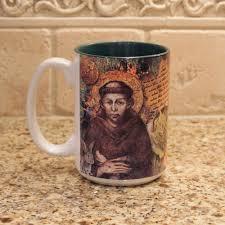 saint francis story mug tyxgb76aj