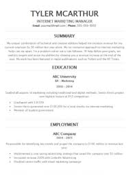 Resume Abilities Resume Beacon Free Downloadable Resume Templates Professionaly