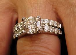 Does The Wedding Band Go Before The Engagement Ring by How To Avoid Getting Scammed On Ebay Diamond Purchases