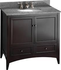 36 bathroom cabinet foremost beca3621d berkshire 36 bathroom vanity qualitybath