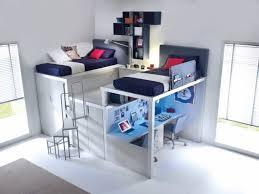 lit surélevé avec bureau lit lit mezzanine ado luxury lit mezzanine ado modulable ides