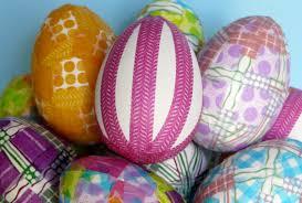 decorating easter eggs decorating easter eggs washi tape part deux