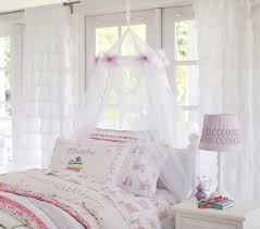 Classic Tulle Canopy Pottery Barn Kids