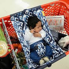 Buggy Bench Coupon Code Baby Shopping Cart Covers High Chair U0026 Cushy Cart Covers Buybuy