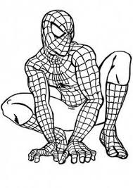 nice spiderman coloring pages wecoloringpage