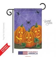 halloween flags halloween garden flags u0026 house flags