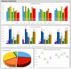 Financial Reporting Dashboard Template free dashboard templates sles exles smartsheet