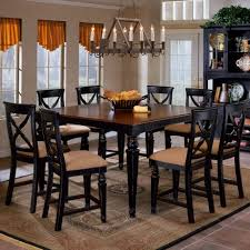 black dining room sets dining room lacquer dining table and black leather