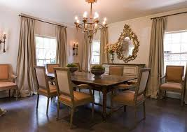 taupe and orange french dining room design french dining room