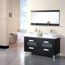 56 bathroom vanity double sink stone counter top bathroom single