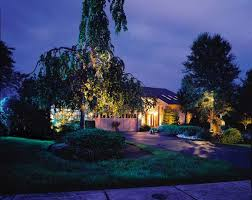 Outside Landscape Lighting - landscape lighting gallery campbell and ferrara www