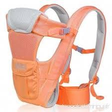 siege ergonomique bebe porte bébé transpirable coton porte sièges à anse design