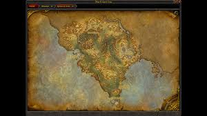 World Of Warcraft Map by World Of Warcraft Warlords Of Draenor Alpha Build 18471 Deployed