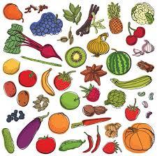 imagenes gratis de frutas y verduras conjunto grande de especias y verduras y frutas descargar vectores