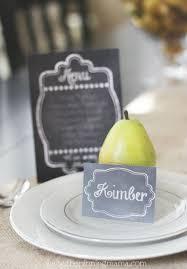 Diy Wedding Menu Cards Free Printables Chalkboard Menu And Place Cards U2022 Diy Weddings