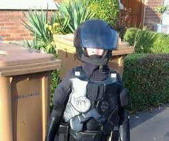 Robocop Halloween Costume Robocop Costume 11 Steps Pictures