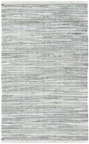 Modern Tibetan Rugs Modern Tibetan Rugs Striped Contemporary Woven Gray Area Rug