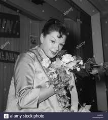 Judy Garland Judy Garland 1960 Judy Garland At A Welcome Reception Put On For