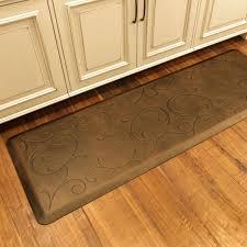 Decorative Kitchen Floor Mats by Kitchen Gel Kitchen Mats Memory Foam Kitchen Mat Anti Fatigue