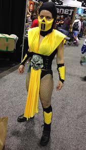 Scorpion Halloween Costume Mortal Kombat Halloween Costume 37 Halloween U0026 Cosplay