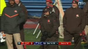 Nfl Challenge Flag Browns Coach Hue Jackson Pulls A Jeff Fisher Struggles To Find