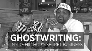 The Ghost Writer Phantom Rappers Inside The Business Of Ghostwriting