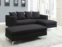 Microfiber Sectional Sofas by Sofa 30 Black Microfiber Sectional Sofa Couches Eleven Four