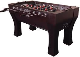 chicago gaming company foosball table berner the elegance foosball table in espresso foosball planet
